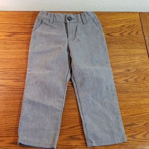 Cat and jack 3t boys grey bottoms